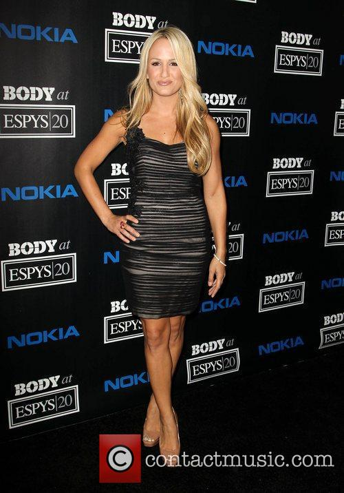 jenn brown espn body issue celebration party 3985591
