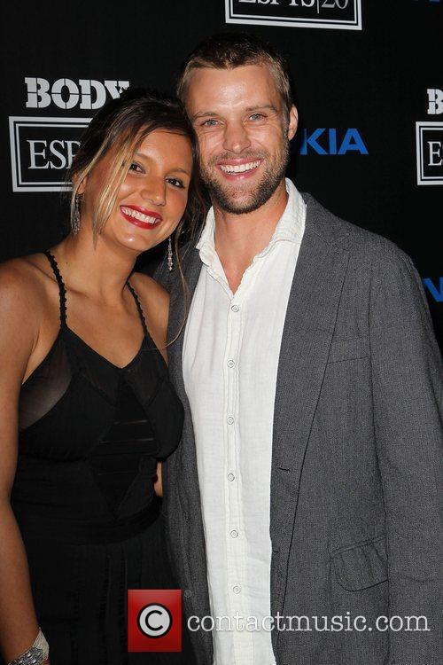 Maya Gabeira, Jesse Spencer ESPN 'Body Issue' Celebration...