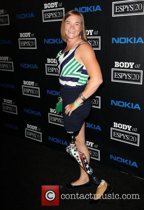 Melissa Stockwell ESPN 'Body Issue' Celebration Party held...