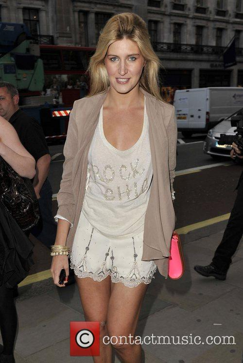 Francesca Hull aka Cheska Made In Chelsea star...