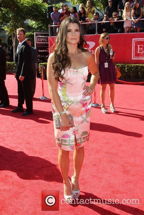 Danica Patrick at the ESPY Awards