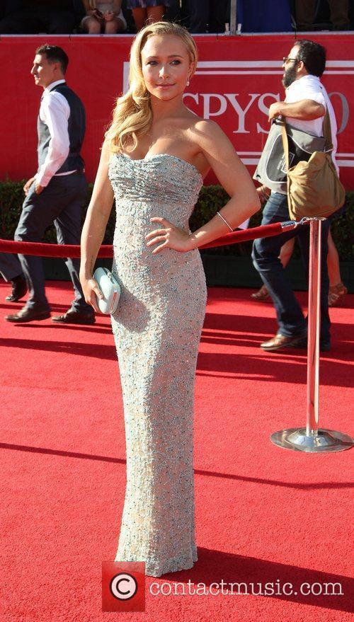 Hayden Panettiere and Espy Awards 1