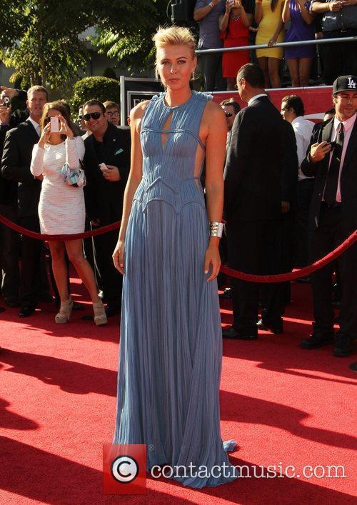 Maria Sharapova and Espy Awards 2