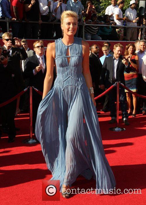 Maria Sharapova and Espy Awards 1