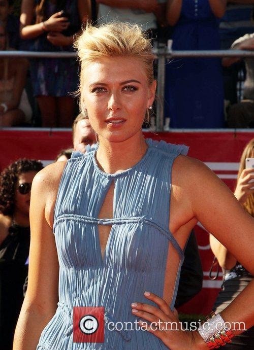 Maria Sharapova and Espy Awards 5