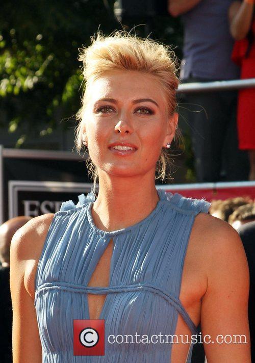 Maria Sharapova and Espy Awards 6