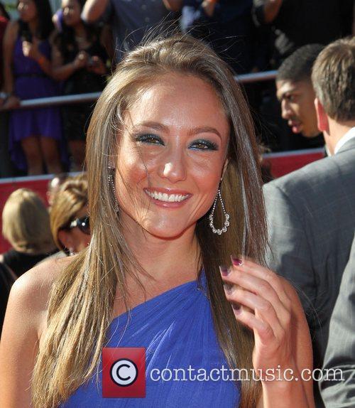 Lauren Mayhew and Espy Awards 3