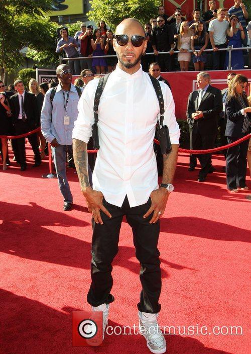 Swizz Beatz and Espy Awards 3