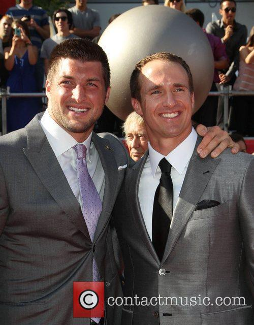 Tim Tebow, Drew Brees and Espy Awards 2