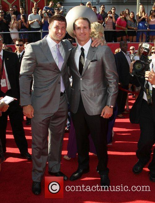 Tim Tebow, Drew Brees, Espy Awards