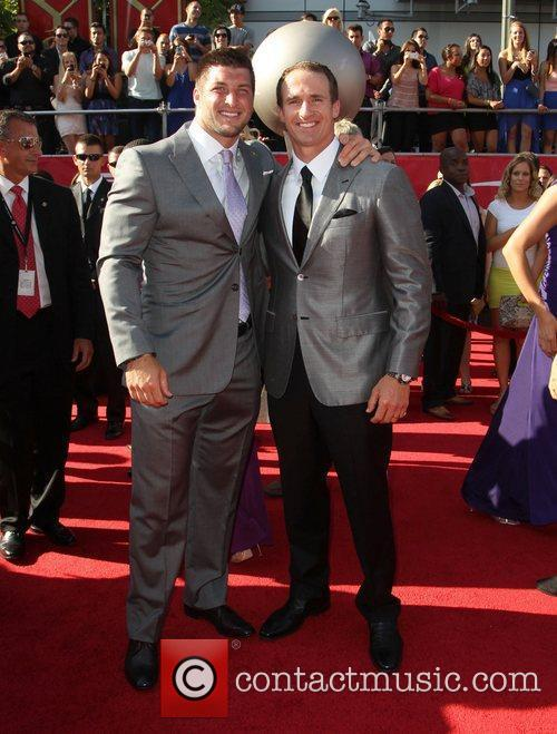 Tim Tebow, Drew Brees and Espy Awards 1