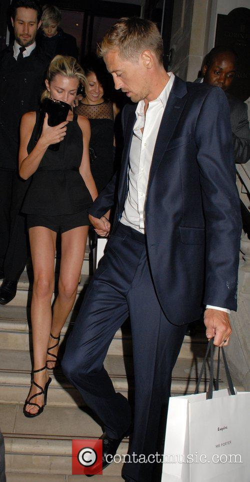 Abigail Clancy and Peter Crouch 3