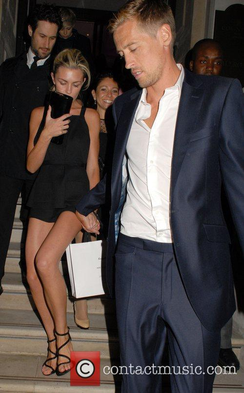 Abigail Clancy and Peter Crouch 8