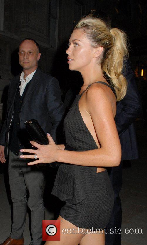 Abbey Clancy  Esquire Menswear Fashion Collection Party...
