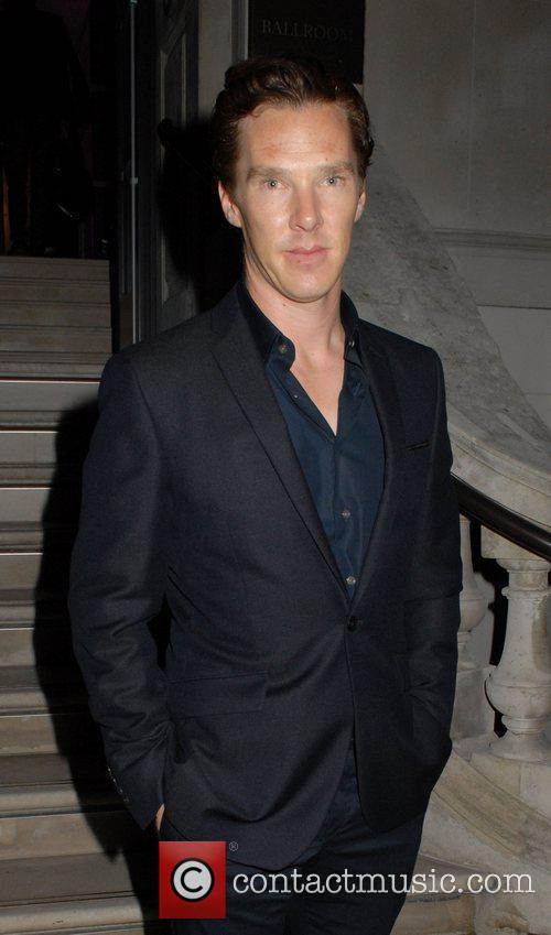 benedict cumberbatch esquire menswear fashion collection party held 3946061