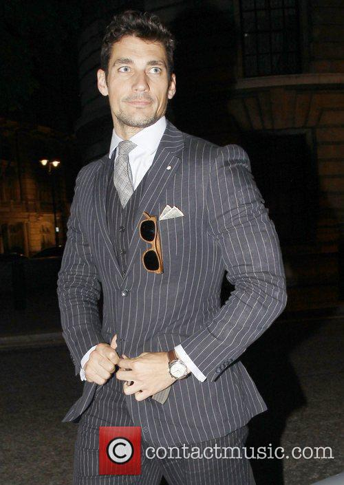 david gandy esquire menswear fashion collection party 3946595