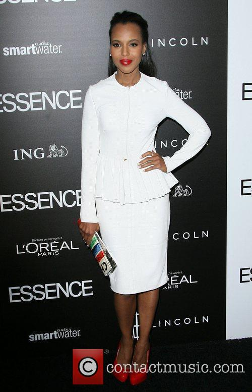 Kerri Washington, Essence Black Women In Hollywood Luncheon
