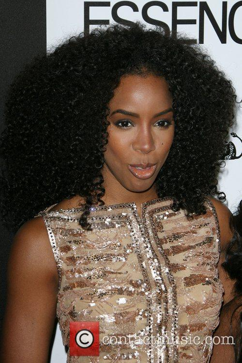Kelly Rowland and Anika Noni Rose 8
