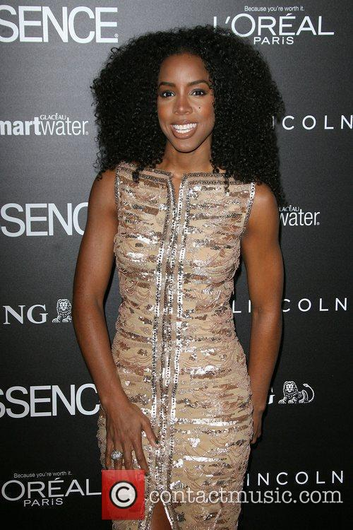 Kelly Rowland and Anika Noni Rose 11