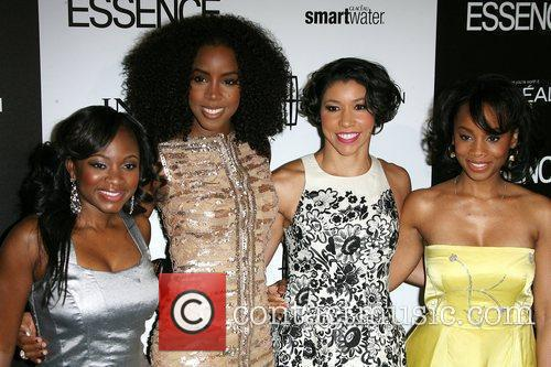Naturi Naughton, Anika Noni Rose and Kelly Rowland 2