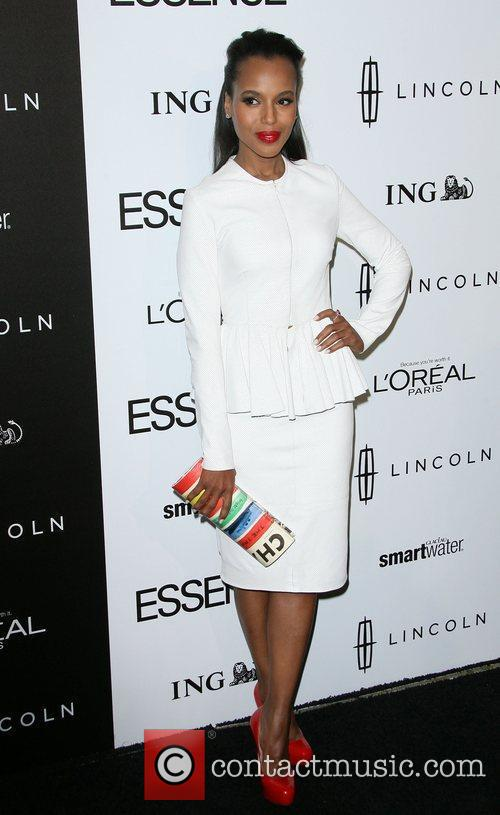 Kerry Washington, Essence Black Women In Hollywood Luncheon