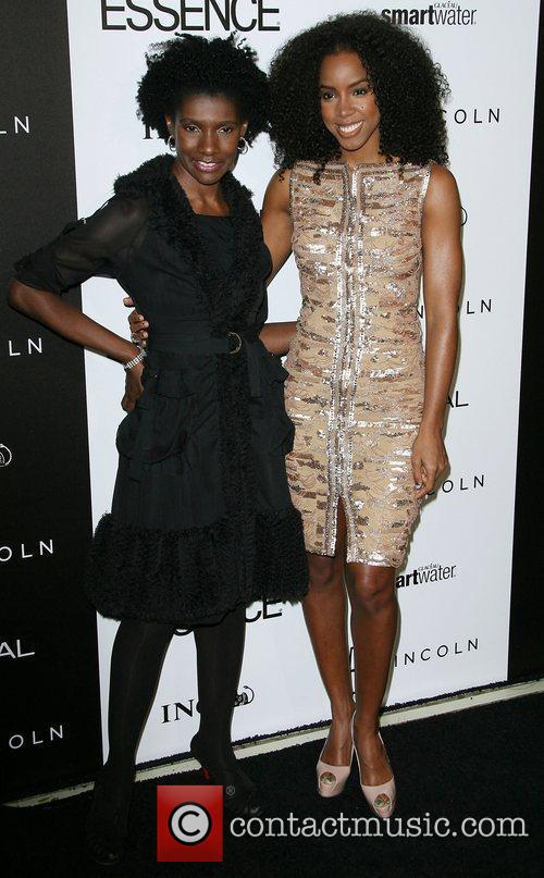 Constance White and Kelly Rowland 5th Annual ESSENCE...