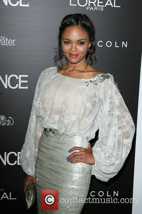 Sharon Leal 5th Annual ESSENCE Black Women In...