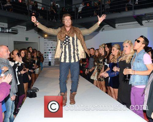 Adam Child hosts Essex Fashion Week Spring/Summer 2013...