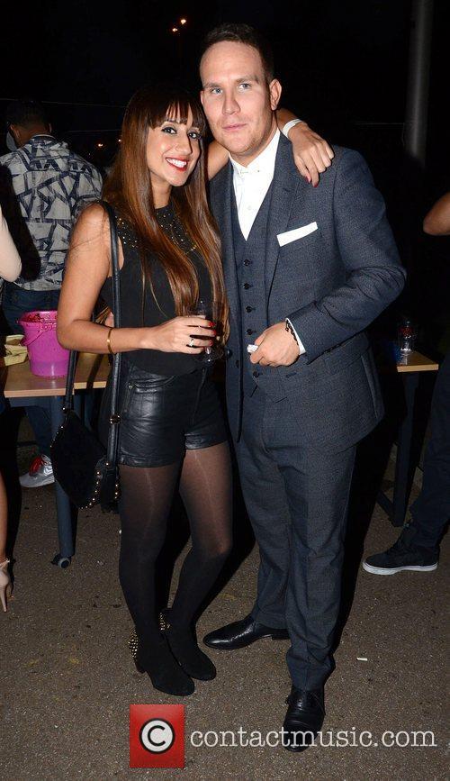 Adam Ryan Essex Fashion Week Spring/Summer 2013 -...