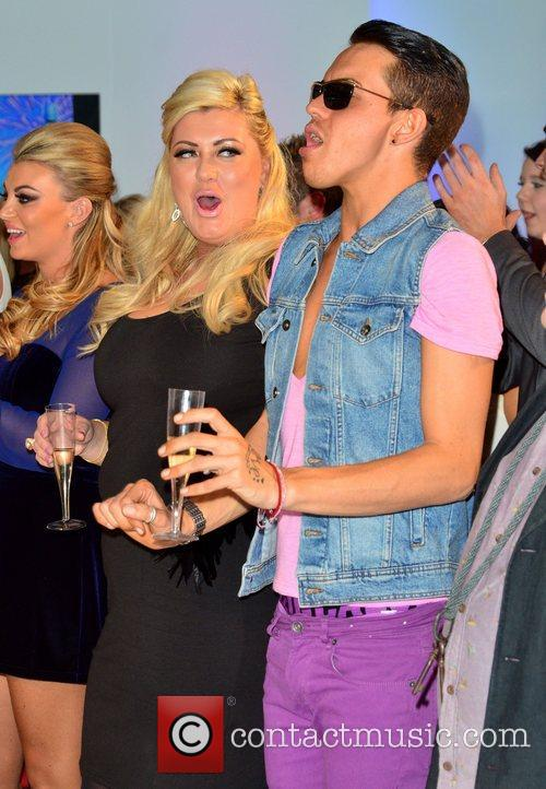 Gemma Collins and Bobby Norris 5