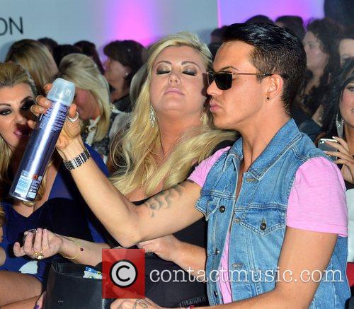 Gemma Collins and Bobby Norris 10