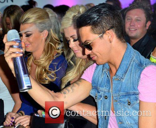 Gemma Collins and Bobby Norris 11