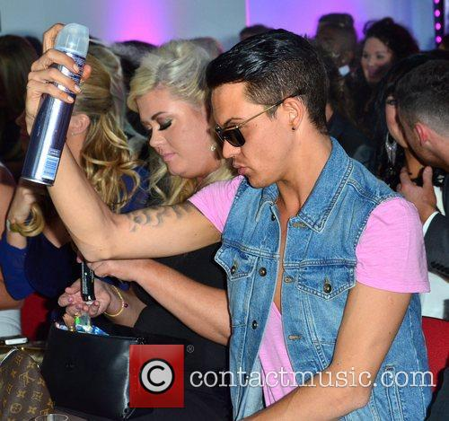 Gemma Collins and Bobby Norris 4
