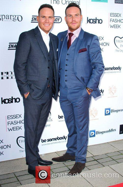 Essex Fashion Week Spring/Summer 2013 - Arrivals