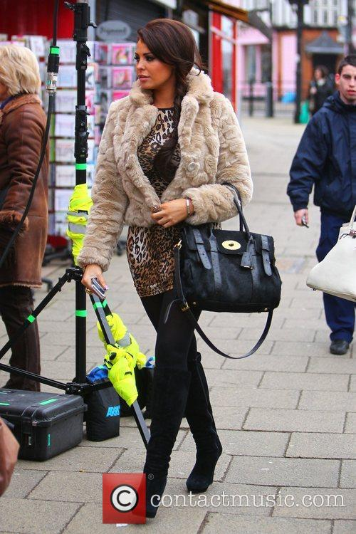 Jessica Wright of The Only Way is Essex...