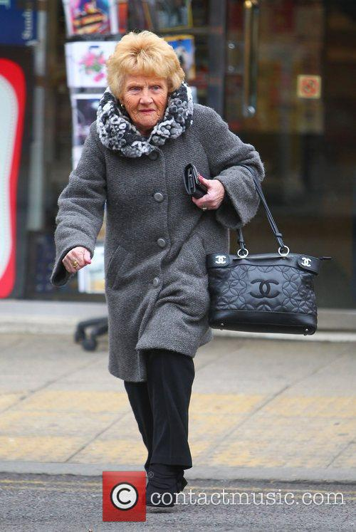 Nanny Pat from The Only Way is Essex...