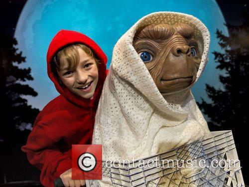 E, T, The Extra-terrestrial and Madame Tussauds London 4