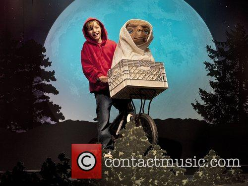 E, T, The Extra-terrestrial and Madame Tussauds London 2