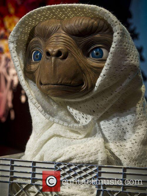 E.T. will come to life in his own...