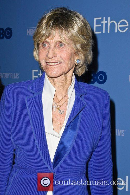 Jean Kennedy Smith The premiere of the HBO...