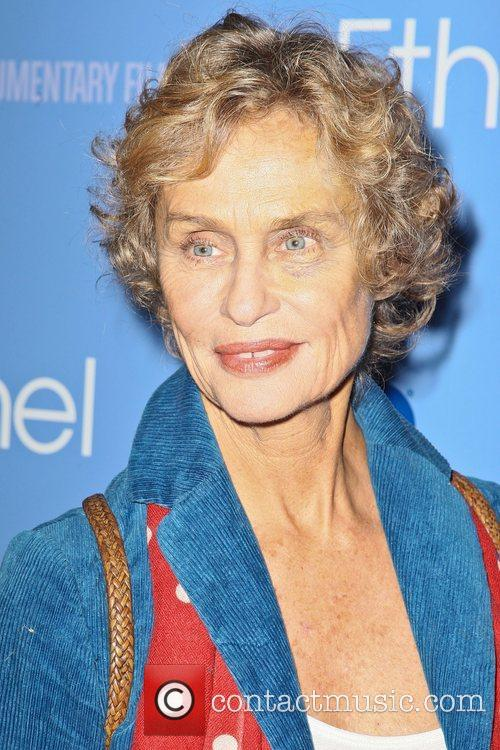 lauren hutton the premiere of the hbo 4127481