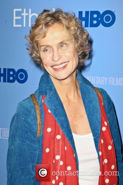 lauren hutton the premiere of the hbo 4127483