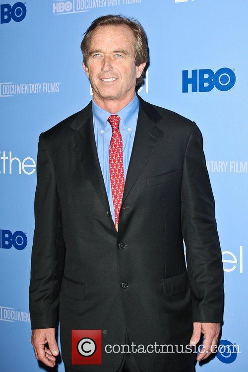 Robert Kennedy, Jr The premiere of the HBO...