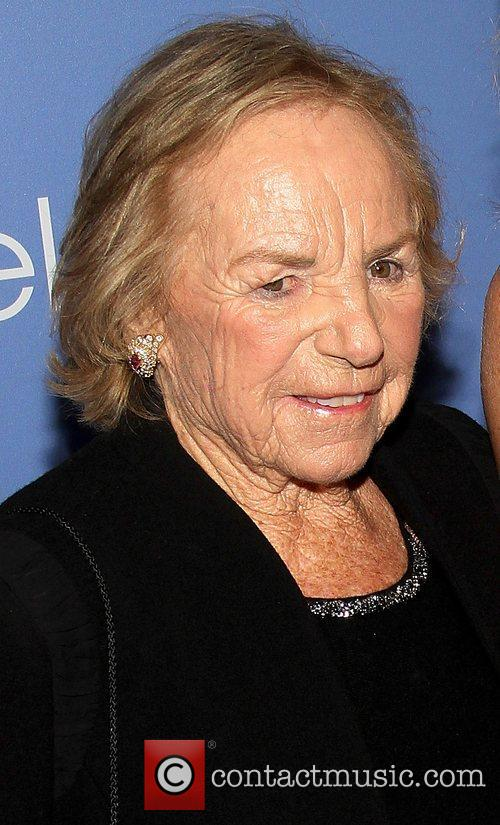 Ethel Kennedy,  at the 56th BFI London...