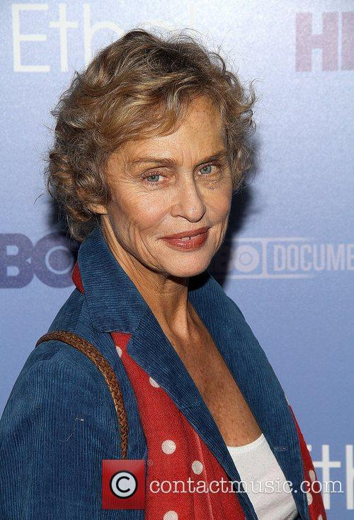 Lauren Hutton,  at the 56th BFI London...