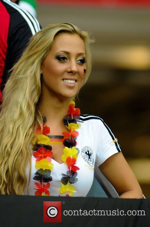 Euro 2012 Football tournament - Germany v Italy...