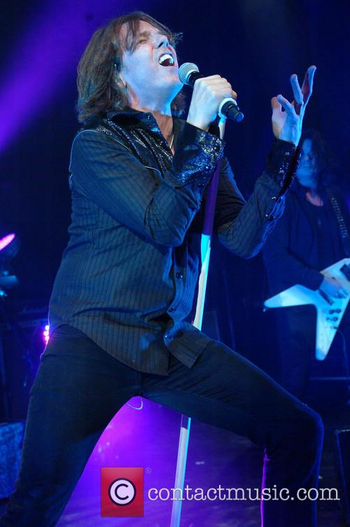 Europe, Shepherds Bush Empire and Joey Tempest 6