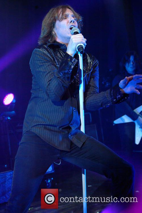 Europe, Shepherds Bush Empire and Joey Tempest 3