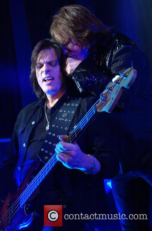 Europe, Shepherds Bush Empire and Joey Tempest 4