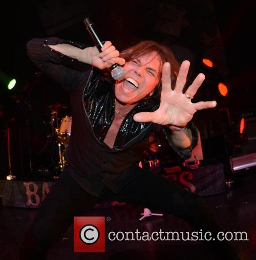 Europe, Shepherds Bush Empire and Joey Tempest 11